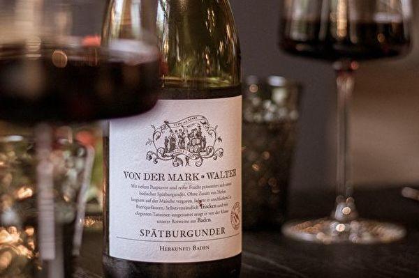 Duitse wijnproeverij