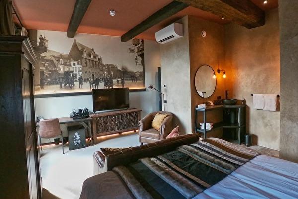 Monastery Deluxe Room